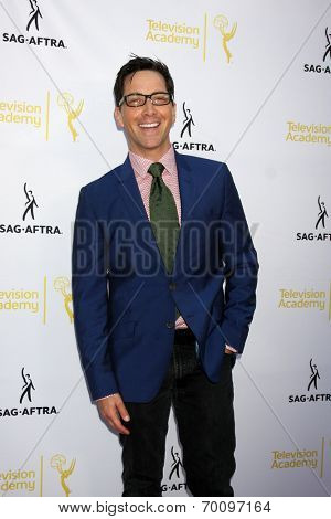 LOS ANGELES - AUG 12:  Dan Bucatinsky at the Dynamic & Diverse:  A 66th Emmy Awards Celebration of Diversity Event at Television Academy on August 12, 2014 in North Hollywood, CA