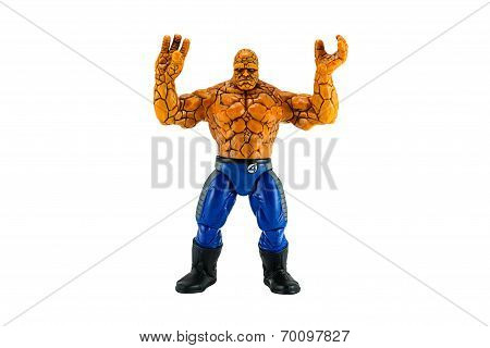 The Thing Super Hero