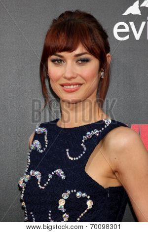 LOS ANGELES - AUG 13:  Olga Kurylenko at
