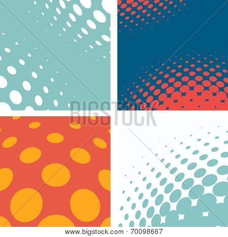 Set of dotted abstract forms