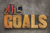 image of goal setting  - 2015 goals  - JPG
