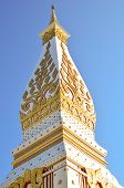 pic of rn  - Wat Phra That in Nakhonphanom provincenortheaste rn of Thailand - JPG