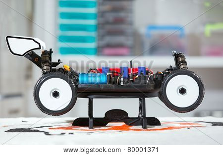 Radio-controlled car - RC cars buggy