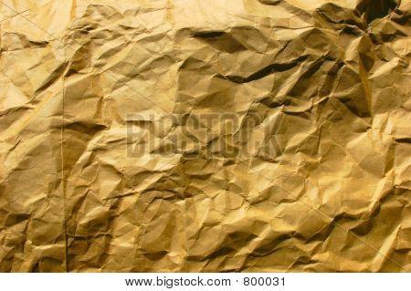 Crinkled Bag