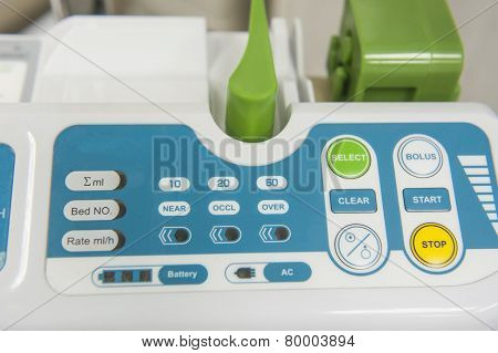 Hi-tech Medical Equipment In Hospital