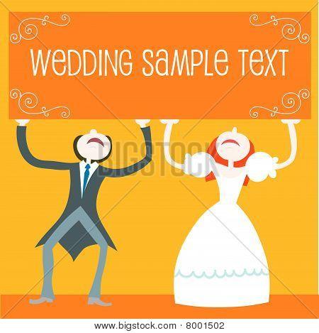 conjunto de la boda - pareja permanente