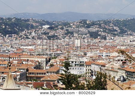 Cityscape Of Nice. France