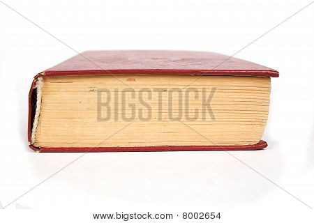 Big Book Red Hard Cover