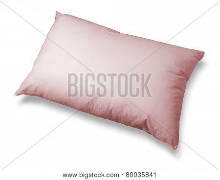 pink pillow