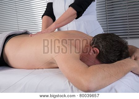 Technical Execution Of Thai Massage