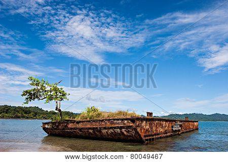 Costa Rican Landscape