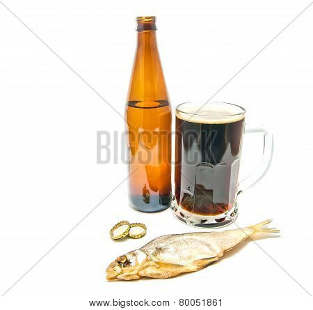 Dark Beer And Stockfish