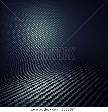 3d image of carbon background