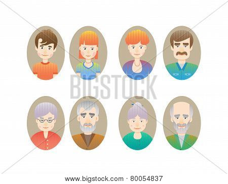 Big Happy Family Portraits