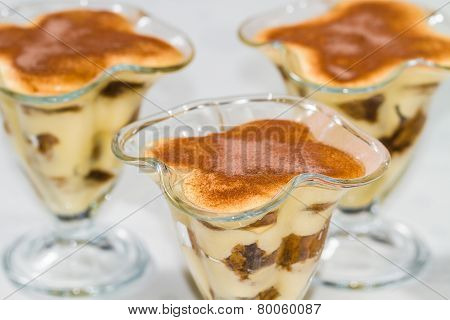Tiramisu With Chocolate