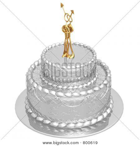 Gay Wedding Cake