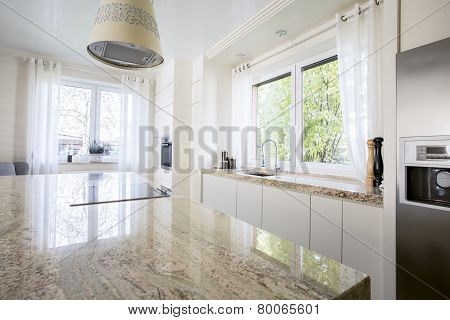 Beauty And Luxury Kitchen