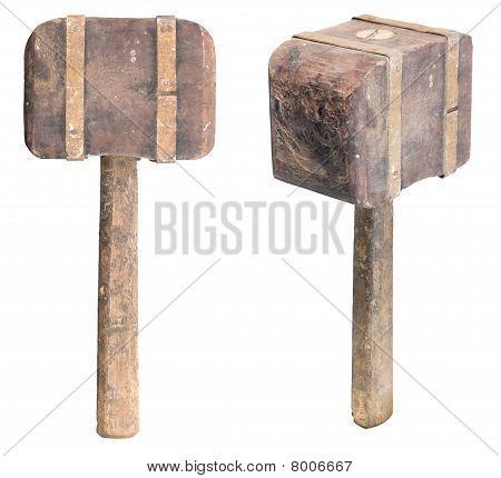 Wooden Mallet