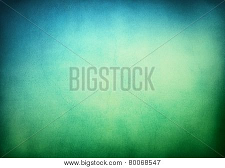 Green Blue Background