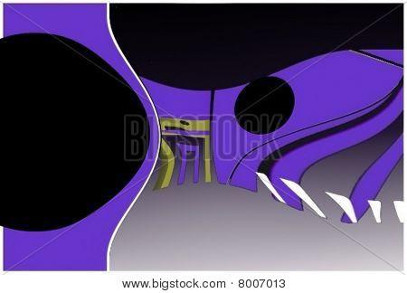 Squishes Purple Guitar 2