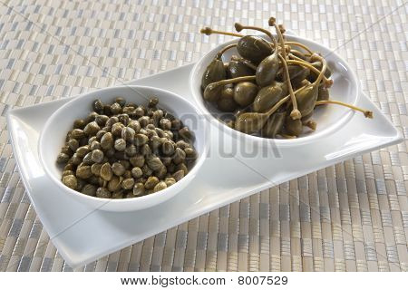 Capers And Caper Berries