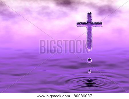 Holy Cross and Holy Water