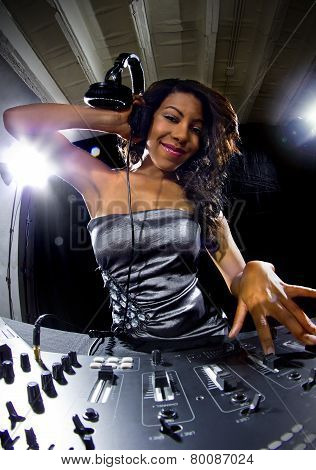 Female DJ