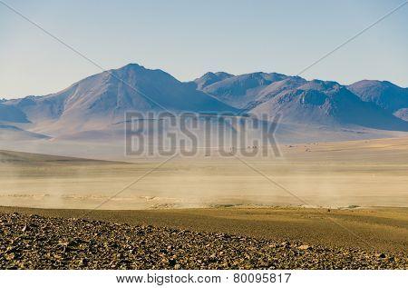 Laguna Verde, Eduardo Avaroa Andean Fauna National Reserve, Sur Lipez, Bolivia