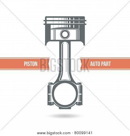 Car Engine Piston
