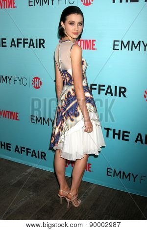LOS ANGELES - MAY 5:  Julia Goldani Telles at the Showtime's