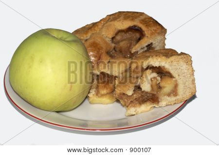Apple With Pie