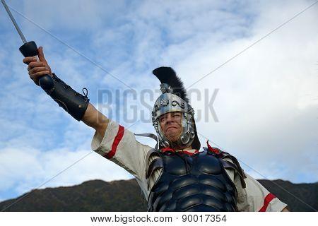 Romans! Beware!