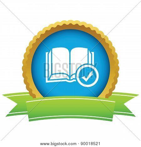 Chosen book icon