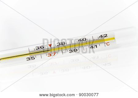 Thermometer For Body Temperature