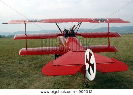 Aircraft Fokker Dr. I