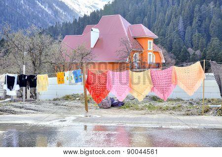 Village Dombay