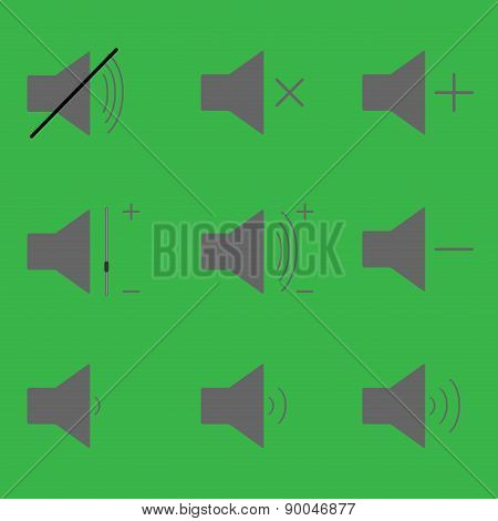 Set Sound Icons