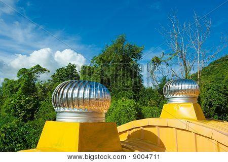 Natural Roof Ventilators