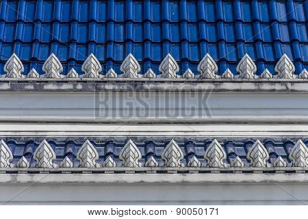 Decorative Roof Tiles In Thailand