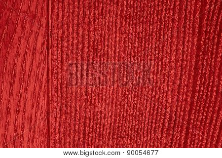 Red Wood Grain Texture