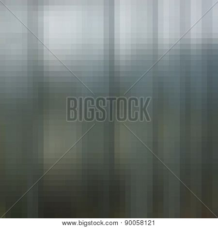 Pixel Gradient Light Effect Blur Background