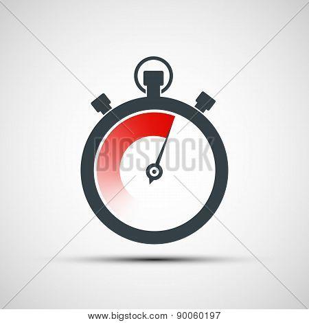 Icon Sports Stopwatch.