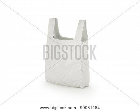 Blank Plastic Bag