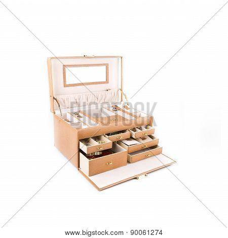 box whit jewelery