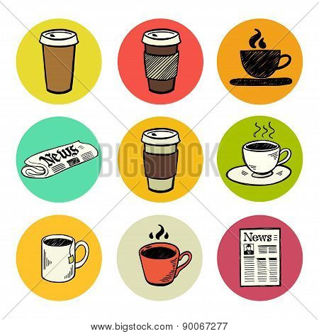 Coffee Break Icons