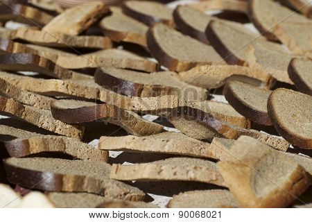 The Drying Process Of Crackers