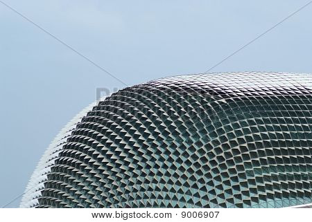 The Esplanade Theater In Singapore