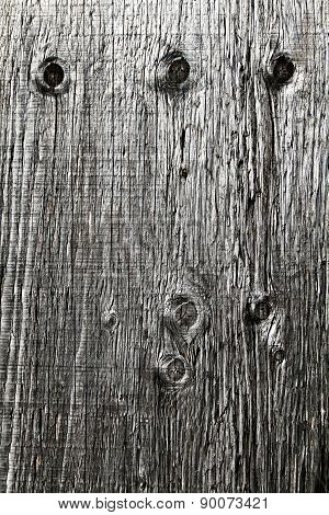 Wood As A Background