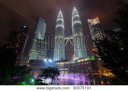 Petronas Twin Towers, Kuala Lumper