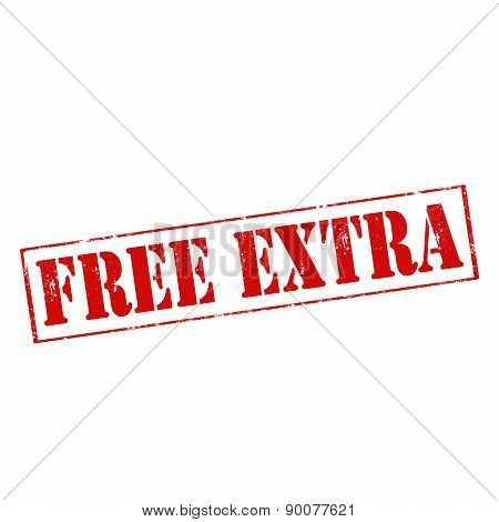 Free Extra-stamp